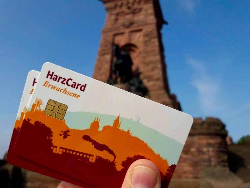 Lohnt sich die HarzCard?