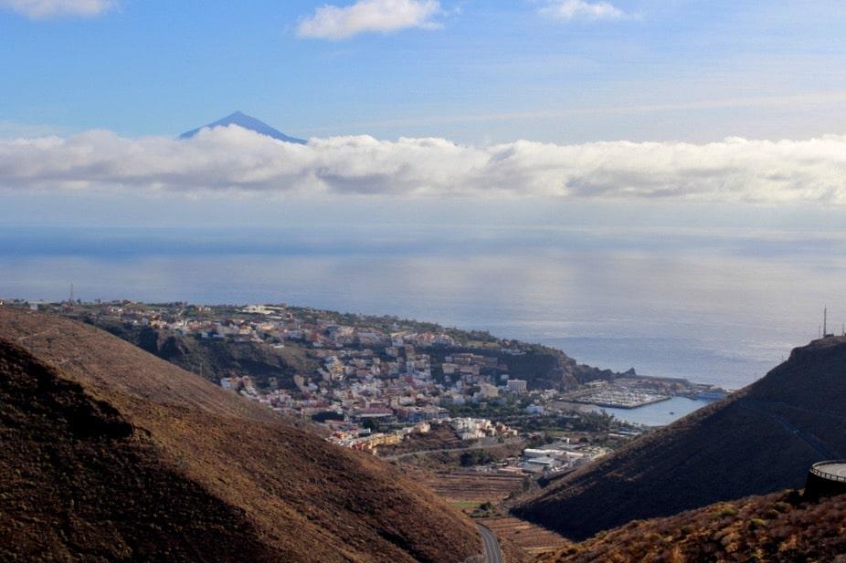 Im Winter eine perfekte Insel - La Gomera