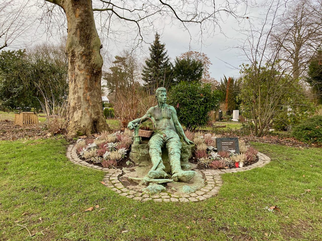 Grabstätte Hugo von Gahlen