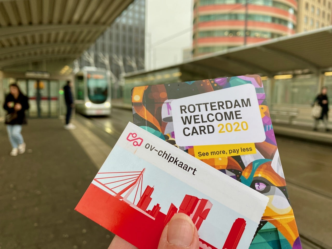 Lohnt sich die Rotterdam Welcome Card?