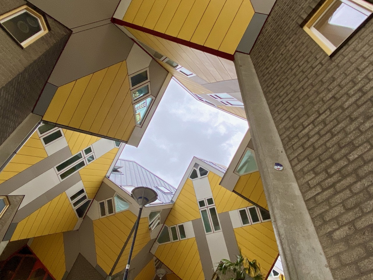 Kubus Häuser Rotterdam