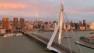 Ein Wochenende in Rotterdam