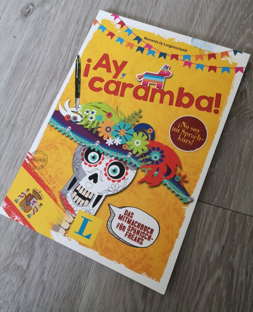 Fremdsprache lernen Buch Langenscheidt Mitmachbücher