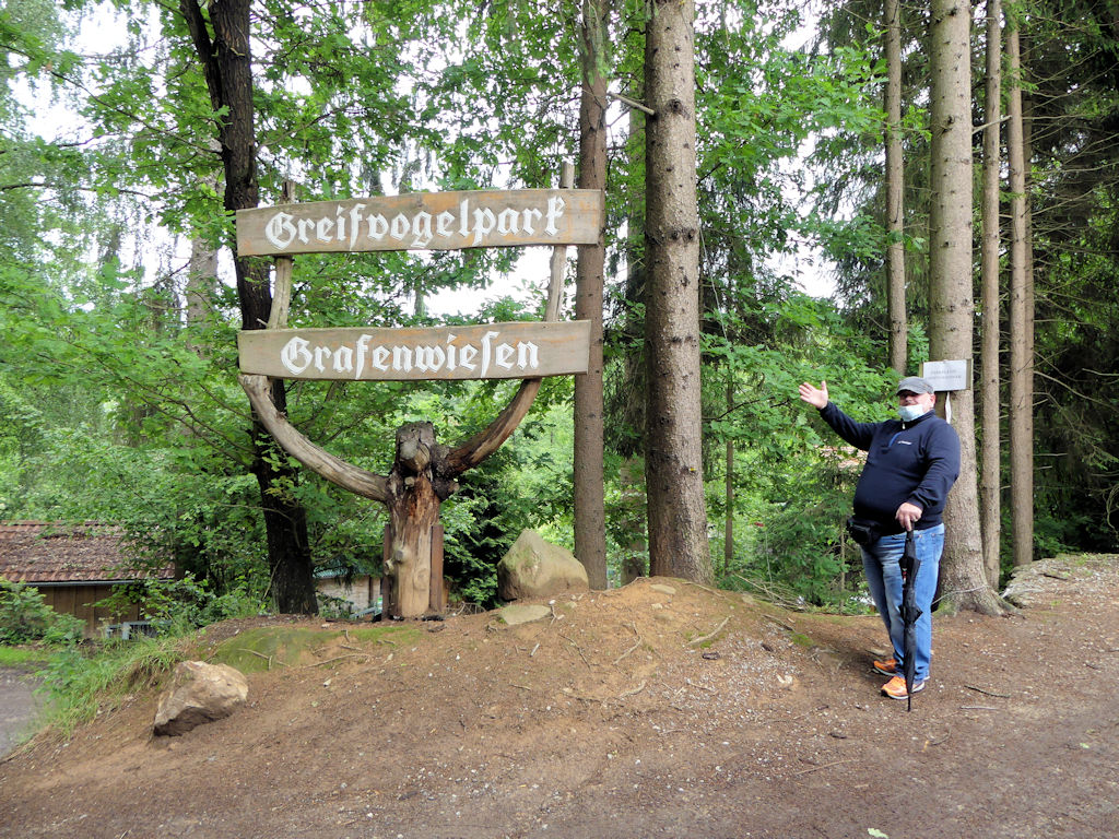 Greifvogelpark Grafenwiesen