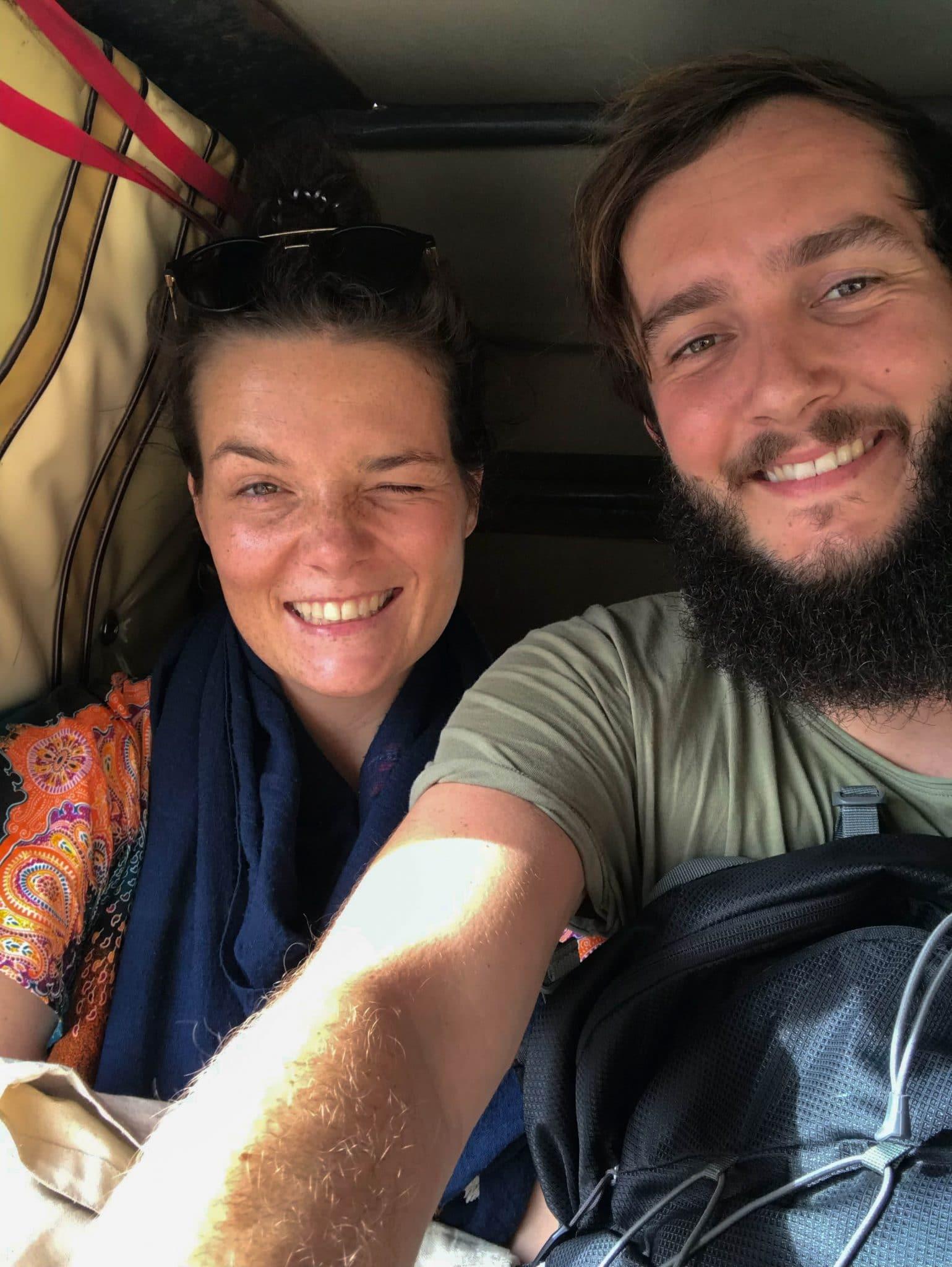 Buchvorstellung und Interview: Backpacking in Pakistan von Clemens Sehi und Anne Steinbach