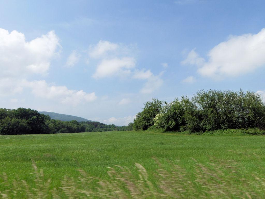 Oberlausitz - Anfahrt
