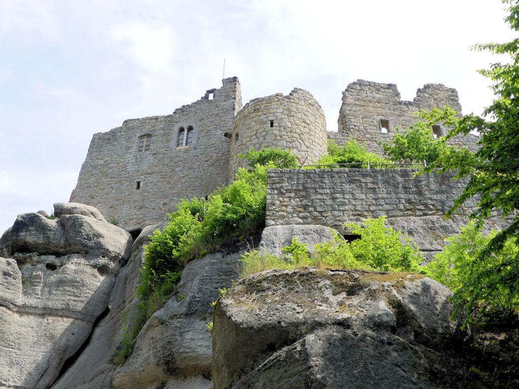 Burgruine Oybin