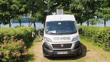 Mit dem Wohnmobil von Indie Campers durch Schleswig-Holstein
