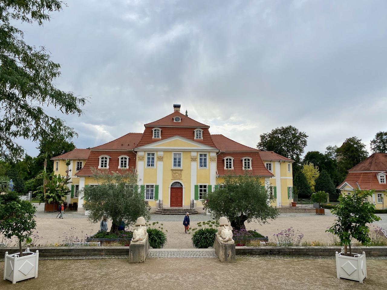 Friederikenschlösschen, Bad Langensalza
