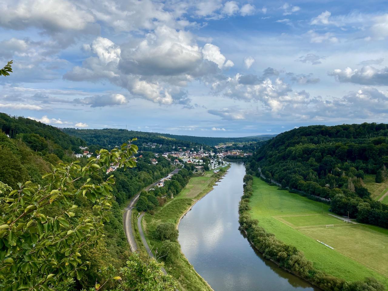 Ein Wochenende im Weserbergland