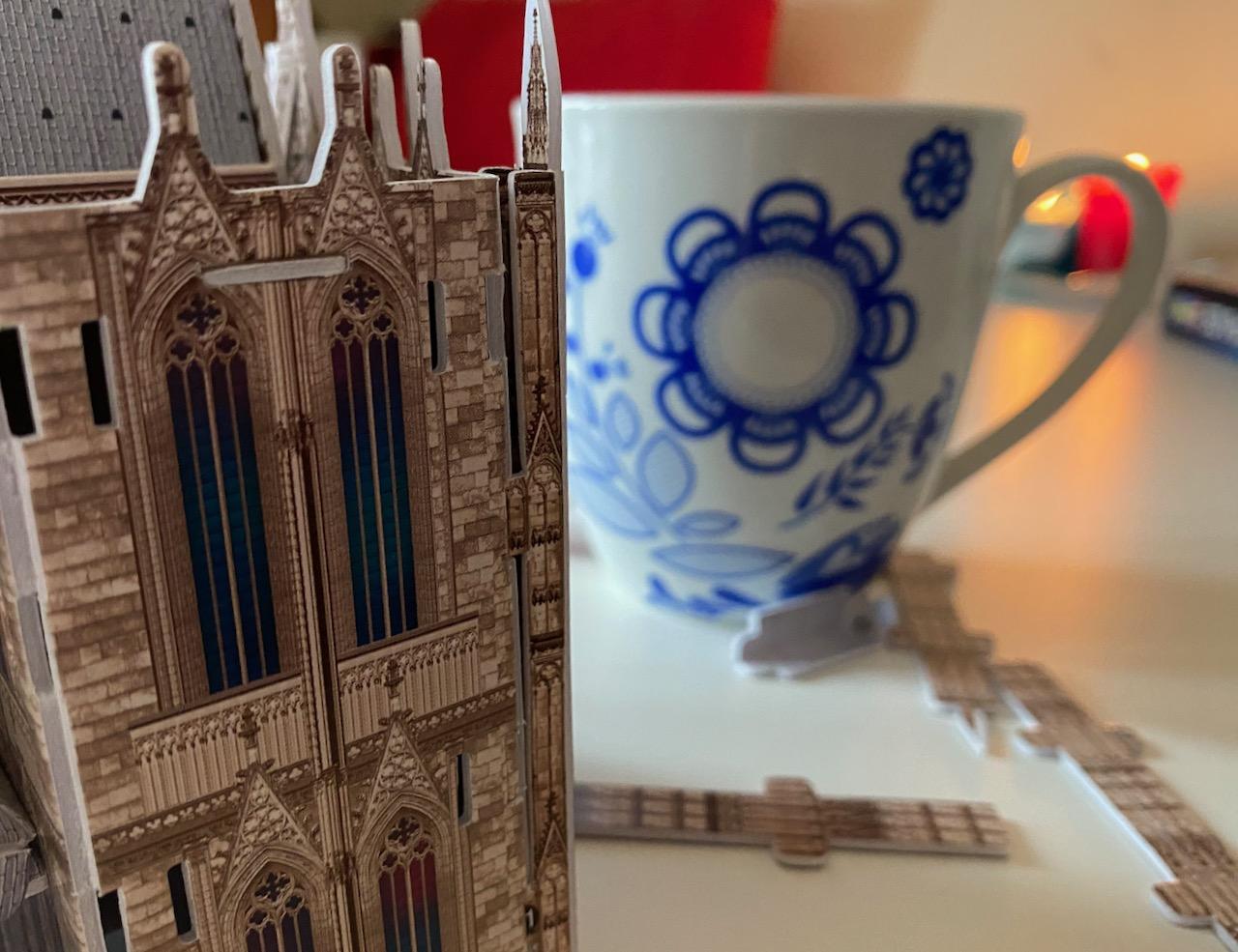 Wie ich ein 3D Puzzle vom Kölner Dom aufgebaut habe (mit Gewinnspiel)