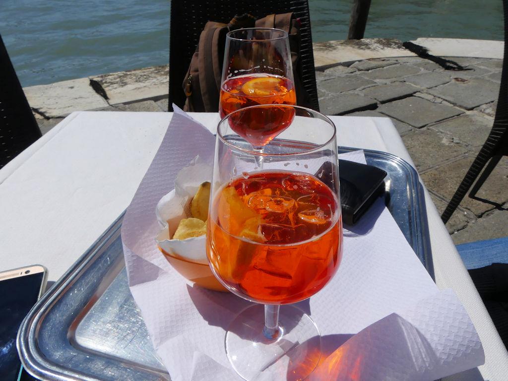 Aperol in Italien