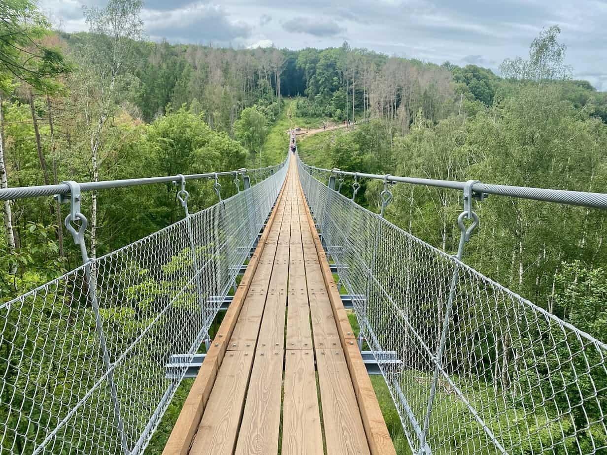 Brücke über Hohe Schrecke