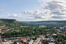 Ausflugsziele in und um Jena: Hoch hinaus in Thüringen