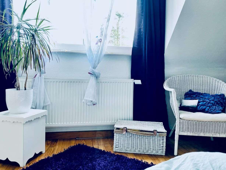 Bosch Smart Home im Schlafzimmer -Heizung