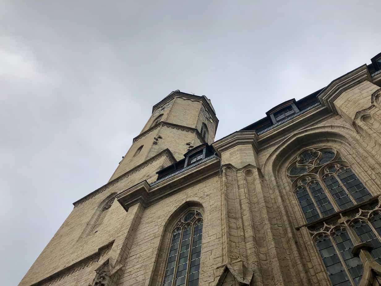 Stadtkirche St. Michael Jena