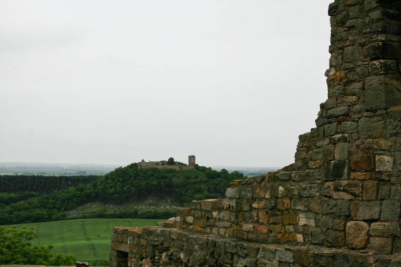 Burg Gleichen von Mühlburg