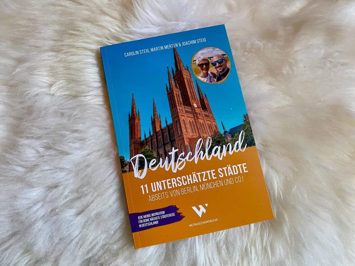 Buchvorstellung: Reiseführer Deutschland – 11 unterschätzte Städte