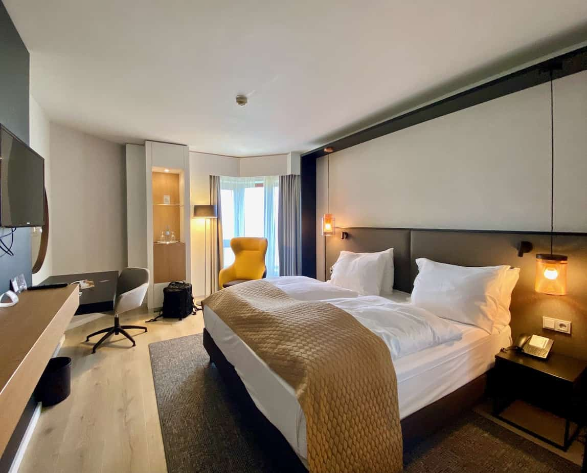 Crowne Plaza Neuss King Standard Riverview