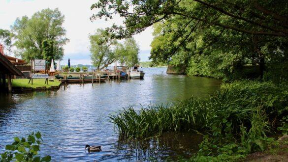 7 Ideen für Urlaub am See in Deutschland
