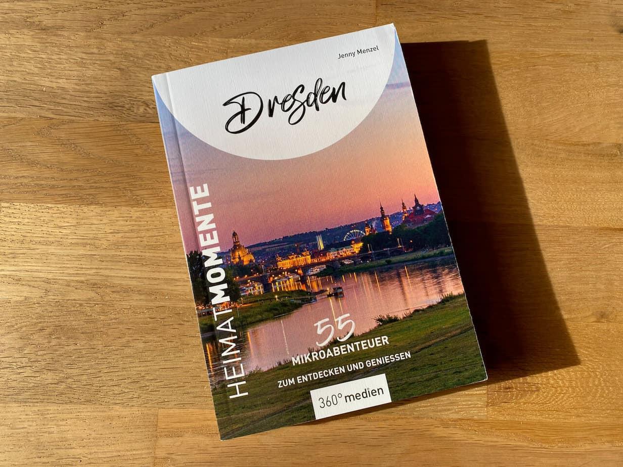 Buchvorstellung: Dresden - HeimatMomente