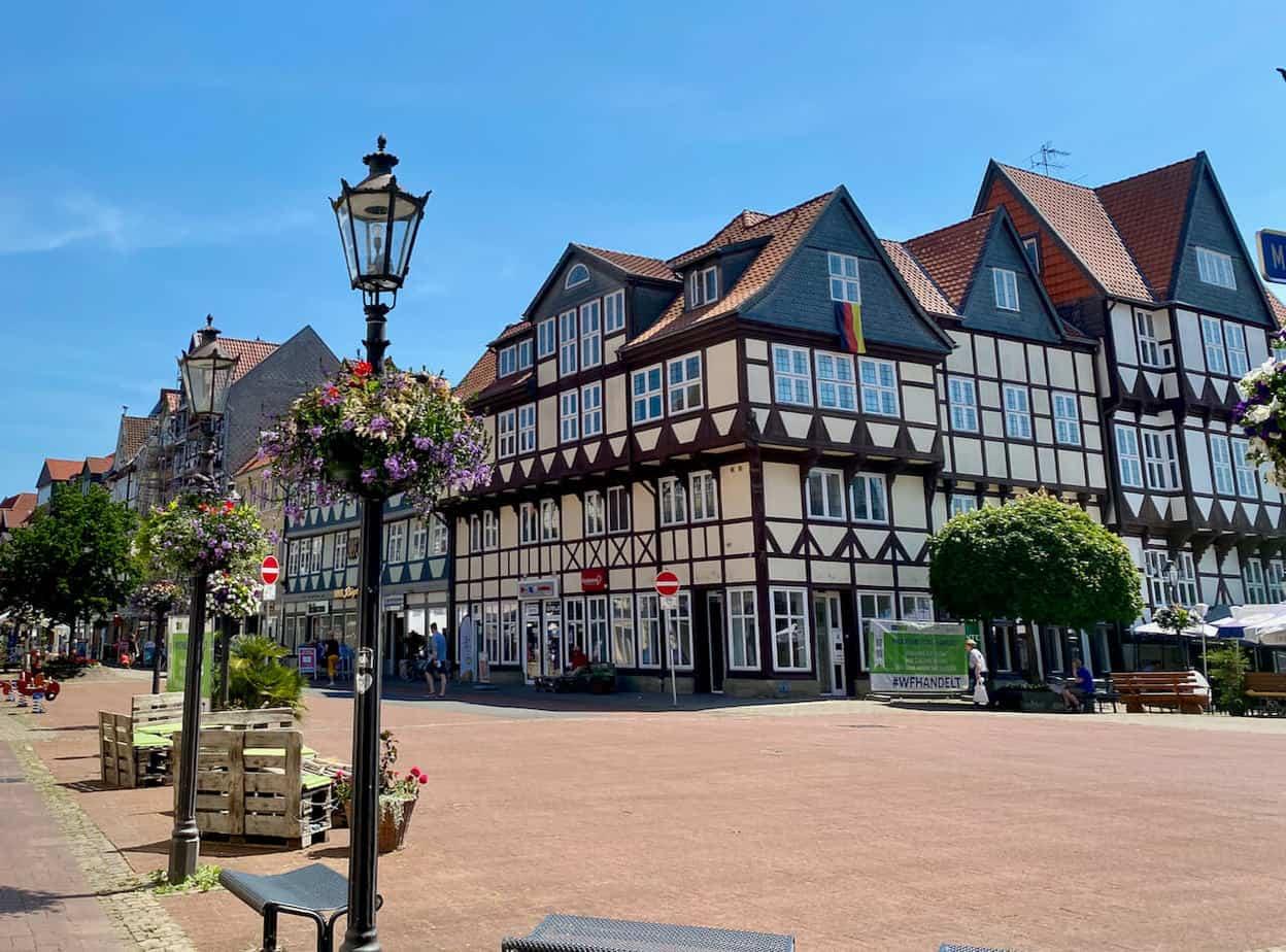 Ein sommerliches Mädelswochenende in Wolfenbüttel