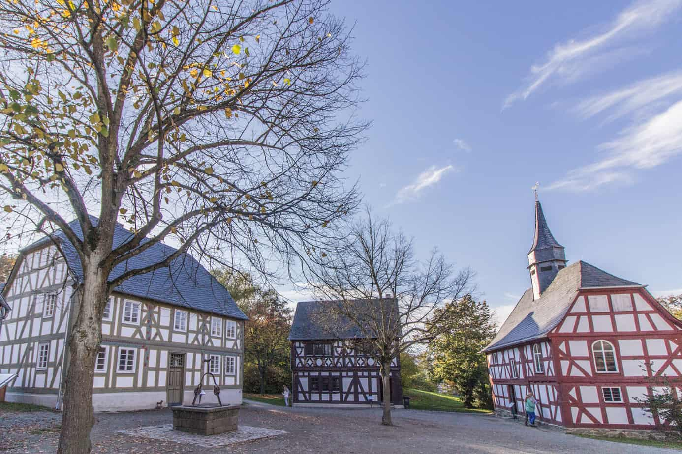 18 spannende Freilichtmuseen in Deutschland