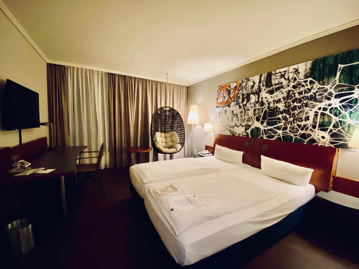 Seminaris See Hotel Potsdam Hotelzimmer