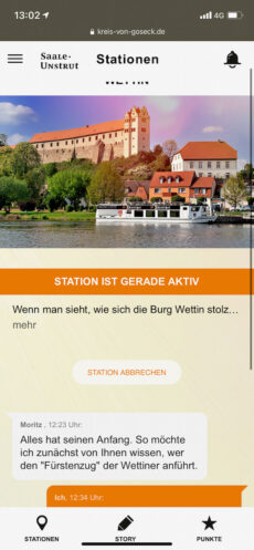 Entdecke die Ausflugsziele der Saale-Unstrut-Region mal anders!