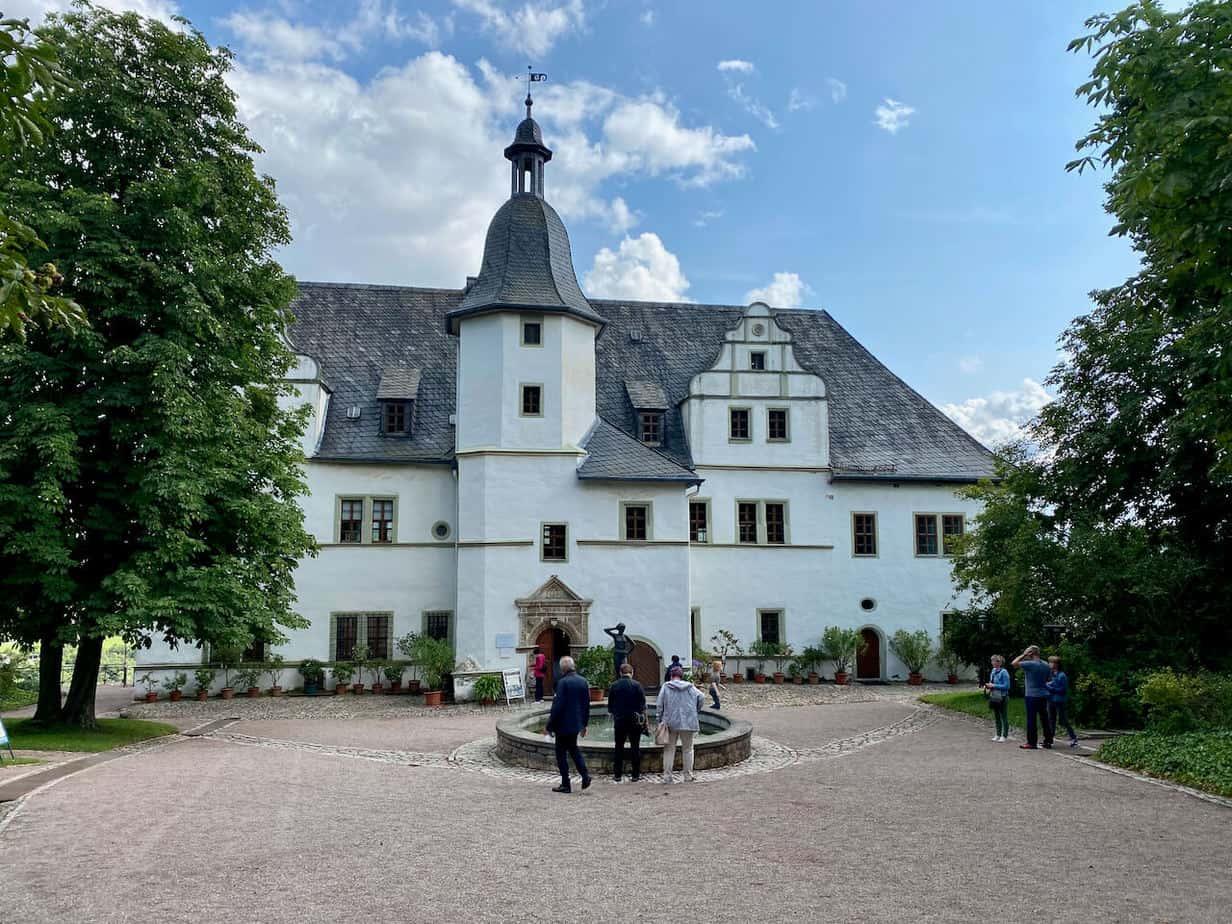 Goethe Schloss Dornburg