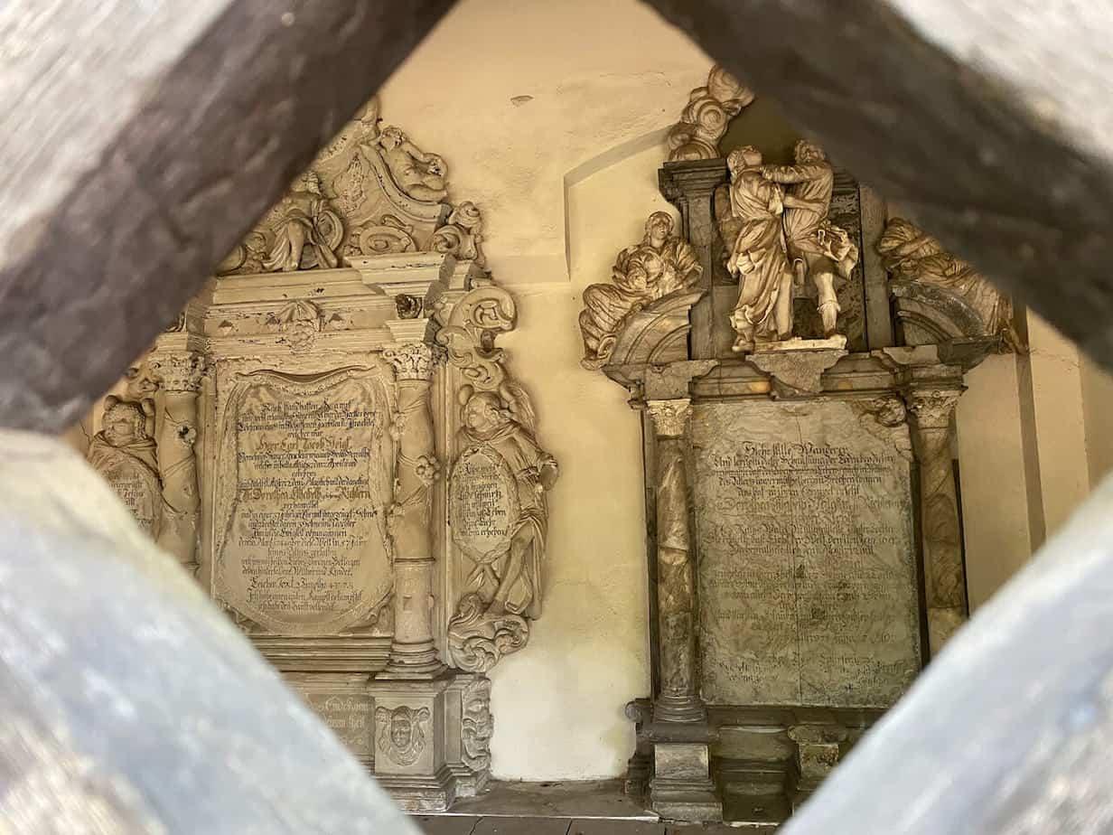 Besondere Friedhöfe in Deutschland