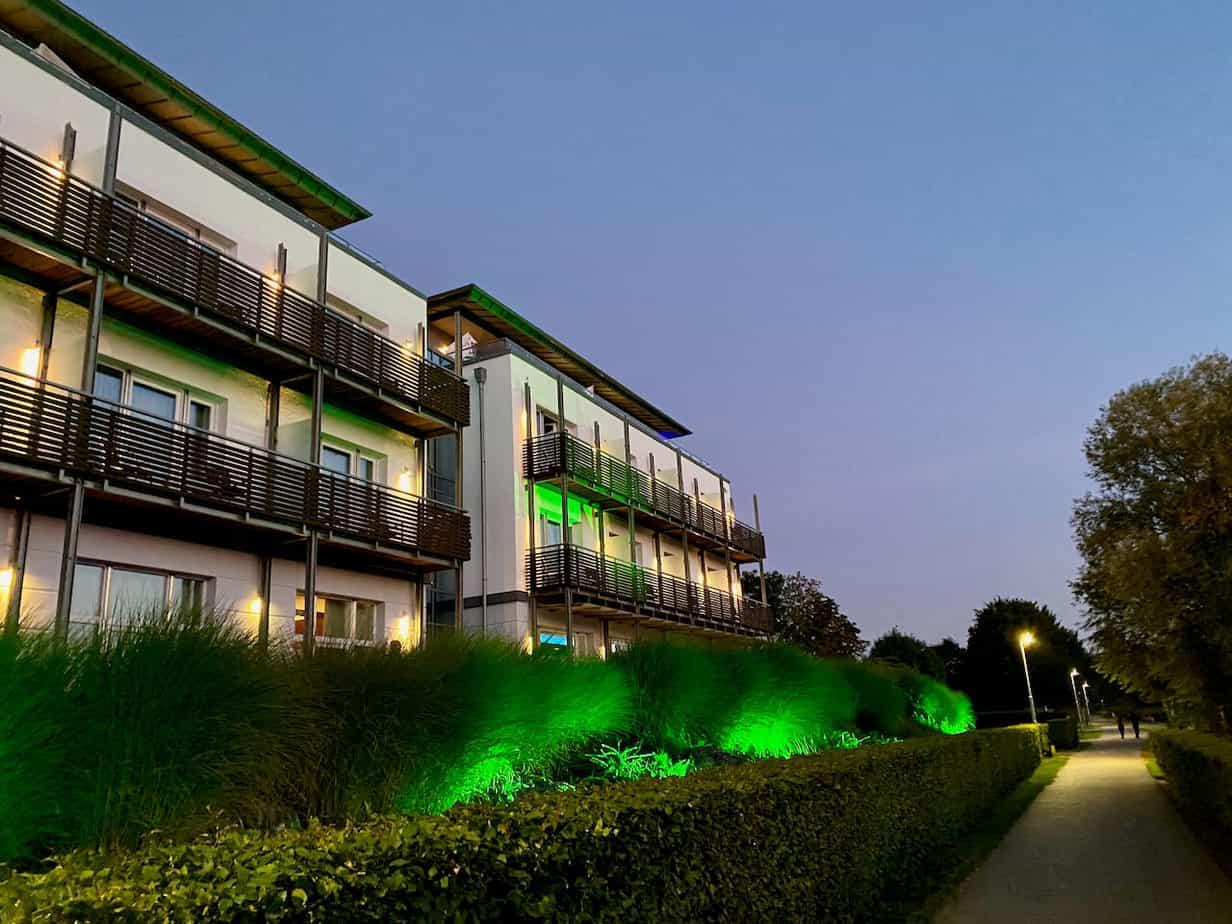 Riverside Hotel Nordhornn