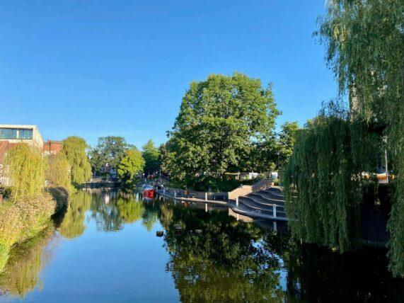 Nordhorn in 2 Tagen: Sehenswürdigkeiten in der Wasser- und Fahrradstadt