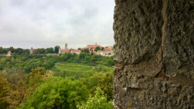 Eine Zeitreise auf der Burgenstrasse